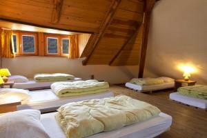 Hébergement en gîte dans le Queyras à la Maison de Gaudissard