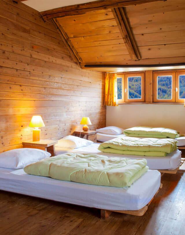 La Maison de Gaudissard | Hébergement & activités de plein air dans les montagnes du Queyras !